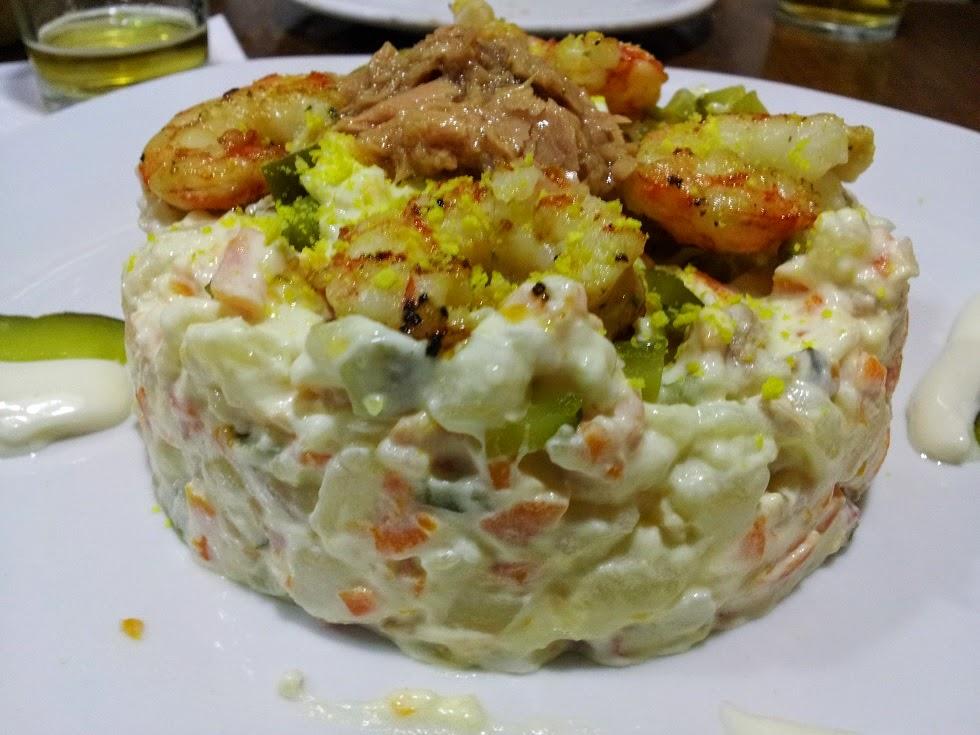El mirador de la candeleda gastronom a de calidad en el Tapas francesas